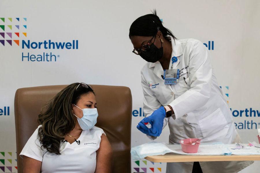 波士頓醫生報告首例Moderna疫苗不良反應