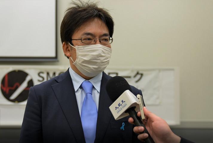 日本議員:襲擊媒體「可恥」「不可容忍 」