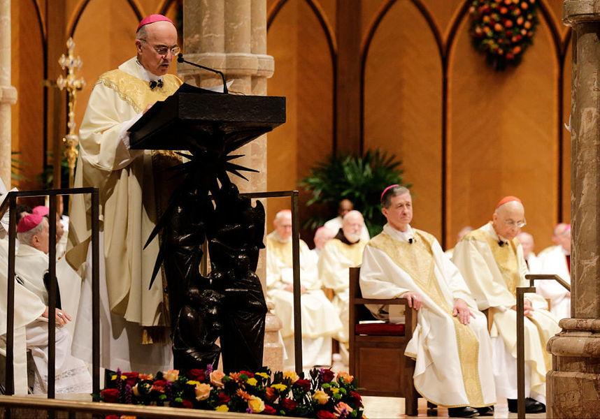 大主教三發信:特朗普沒被擊敗 好人都要為他祈禱