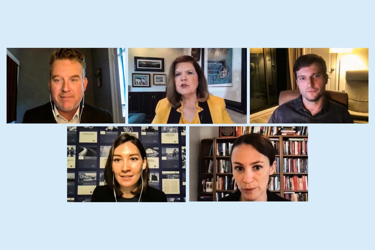 2021年9月14日,加拿大智庫「滿地可群體滅絕和人權研究學會」(MIGS)舉辦論壇,與會專家闡明了中共將數字技術深入應用到威脅安全的人權方面,成為威權國家的戰略,並討論了加美等西方國家結盟對抗這一威權國家戰略的迫切性。(MIGS)