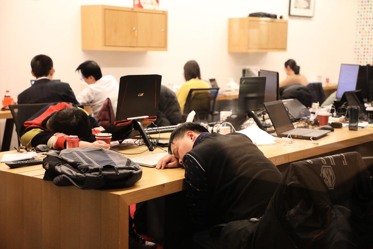 中共病毒(俗稱武漢病毒、新冠病毒)疫情下,大陸企業不堪重負,因此紛紛降薪。圖為示意照。(AFP)