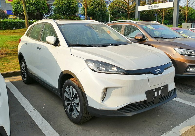 大陸威馬電動車2020年10月份發生4宗自燃事件,隨後威馬召回特定型號電池車輛,涉事車輛涉及中興通訊子公司。(Navigator84/維基百科)