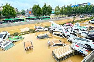 鄭州洪災剛過疫情升溫 或引發官場震動