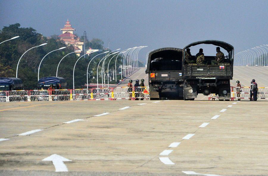 長期支持緬甸的北京密切關注其政變局勢