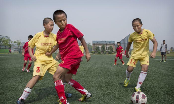 【名家專欄】只靠錢 中國足球無法取勝