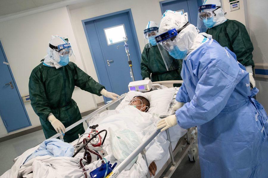 中共空喊「應收盡收?」 不少病人求救遭拒