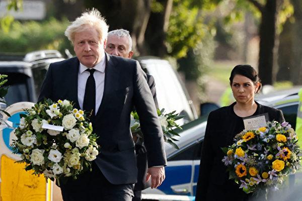 顏敏時遇刺後 英國政府或讓警察保護議員