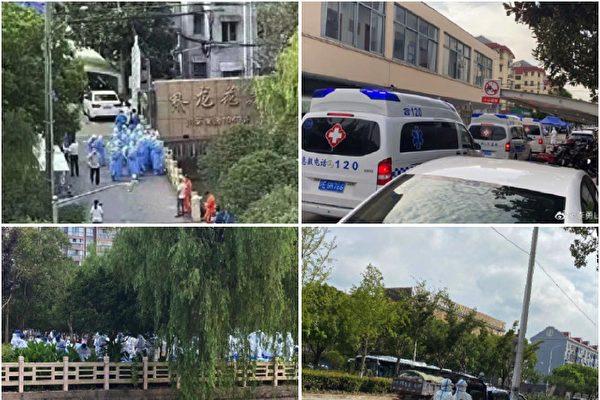 上海浦東機場兩工員確診 貨運工作全部暫停