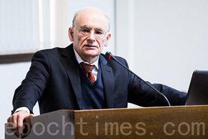 麥塔斯:應對中共 國際移植協會需改七原則