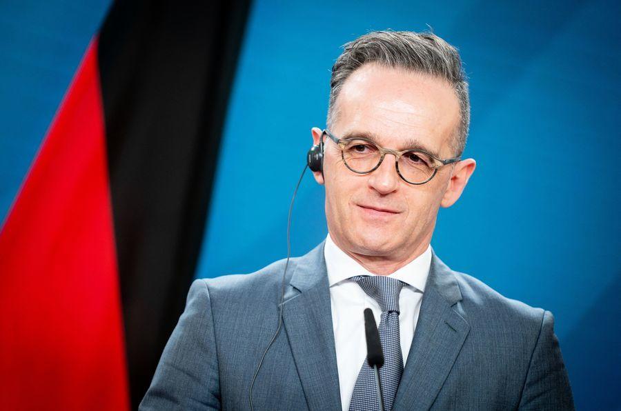 德國外長:願與美國聯手制裁中俄侵犯人權