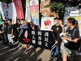 程曉容:國際聲援香港 中共污衊恐嚇陷孤立