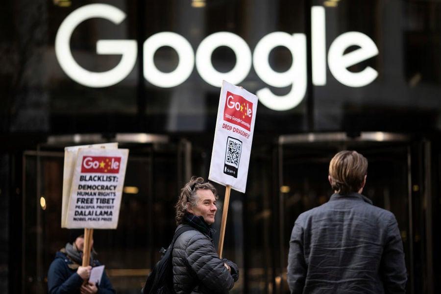 谷歌疑助中共為虐 搜索《大紀元》新聞被做手腳