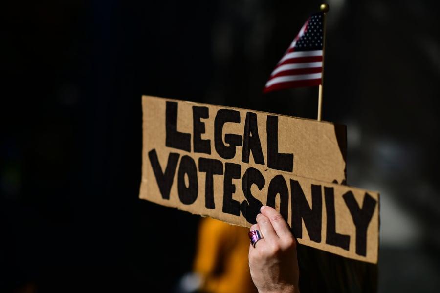 大選之後 賓州數據庫加加減減藏玄機