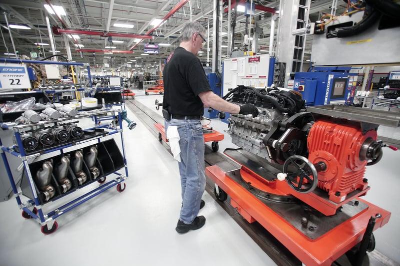 製造業希望拜登加強「買美國貨」政策