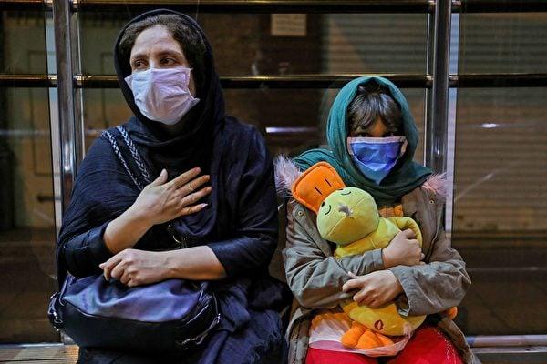 伊朗總統:估計已有2500萬伊朗人染疫