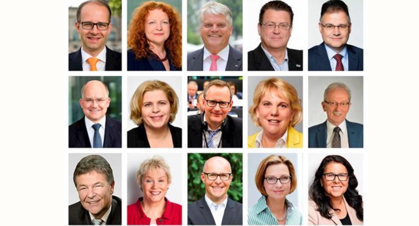 德國15位議員發表聲明或致信,聲援法輪功反迫害22周年。(明慧網)