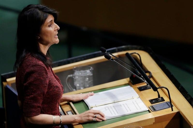 前美駐UN大使籲國會調查中共在疫情中所為