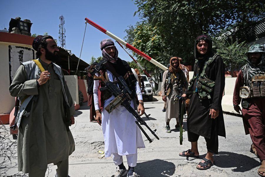 阿富汗人正在目睹塔利班統治的真實本質