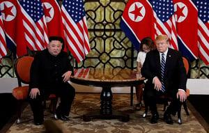 傳特金二會前賣情報給美國 北韓官員遭處決