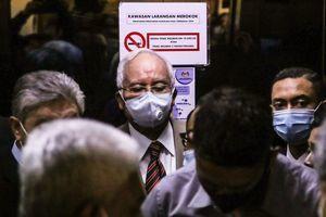 馬來西亞前總理涉貪污洗錢案 7項罪名成立