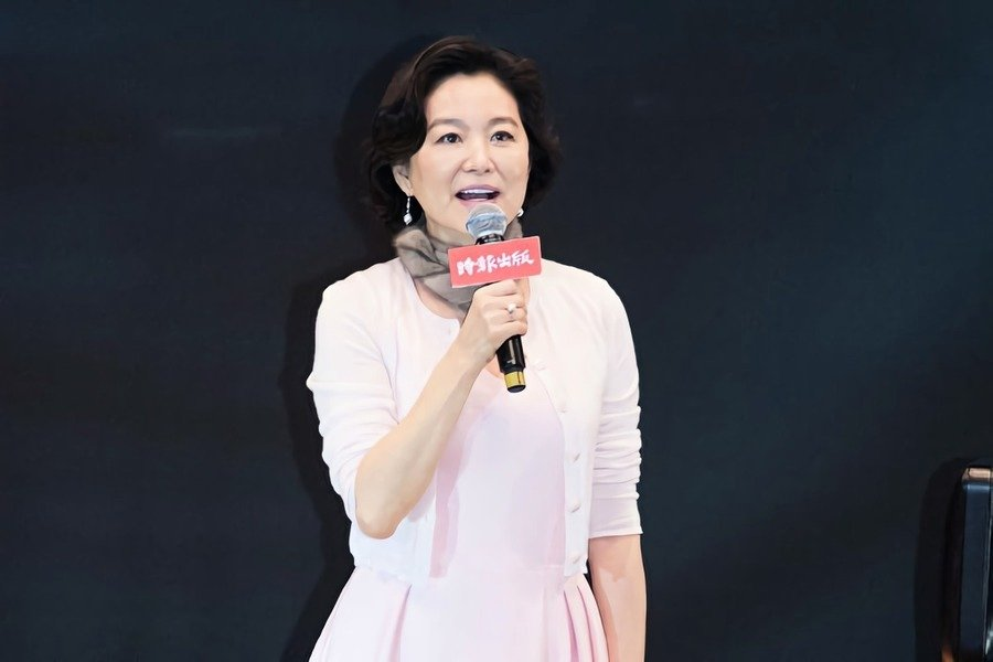 林青霞仨女新年收特大紅包 金額曝光驚呆網友