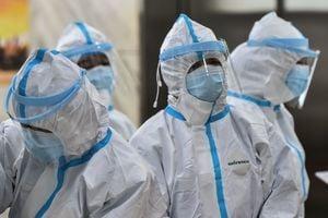疫情肆虐 大陸3名醫生同日因染疫去世