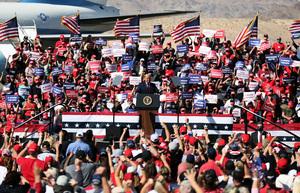 台專家:美民調嚴重錯估 未體現特朗普支持度