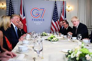 特朗普連發推文 抨擊假新聞對G7挑撥離間