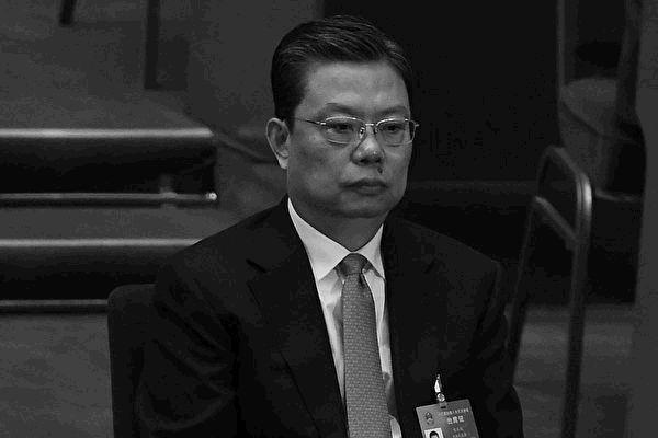 現任中共政治局常委、中紀委書記趙樂際。(WANG ZHAO/AFP/Getty Images)