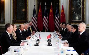 特朗普周五見劉鶴 習特使能否達交易受關注