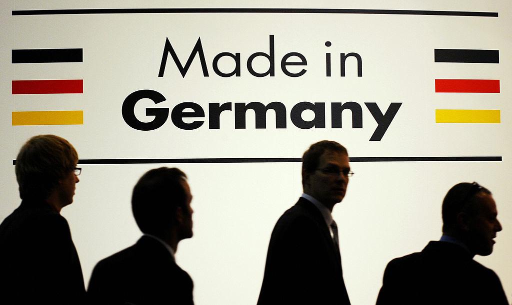 據美國愛德曼(Edelman)公關公司所進行的「信任晴雨表」調查,德國企業的形象在不到一年內下跌了15個百分點。目前預計滑到44%。(MICHAEL GOTTSCHALK/DDP/AFP via Getty Images)