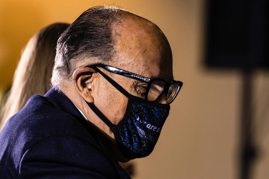 朱利亞尼確診 亞利桑那州議會關閉一周