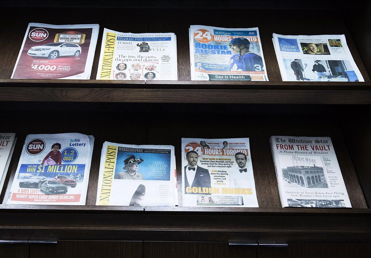 加國媒體巨頭Postmedia 2020年4月28日)宣佈,受到疫情的影響,決定裁退大約80名員工,以及停刊15份社區出版刊物。(加通社)