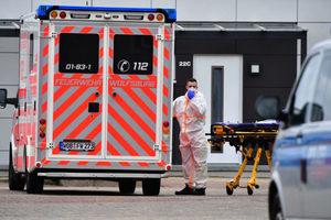 德國多家養老院爆發群聚感染 情況嚴峻