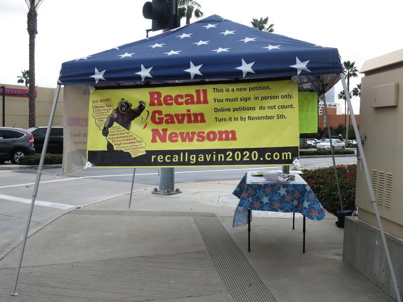 獲連任加州共和黨主席:紐森、佩洛西需下台