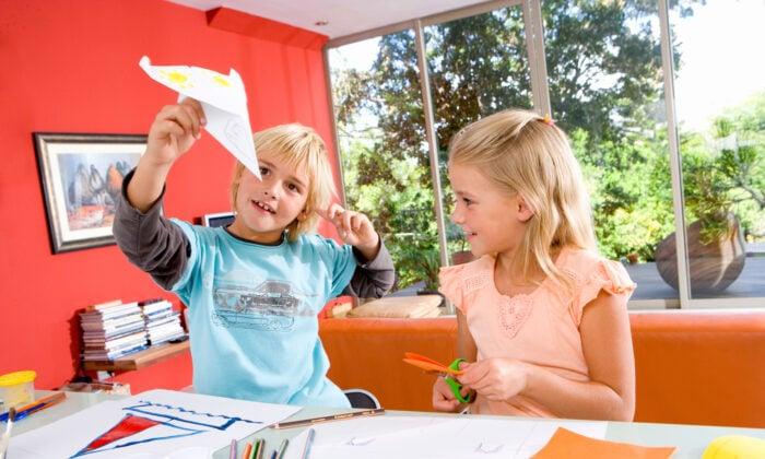 一個簡單方法 增添在家教育的樂趣