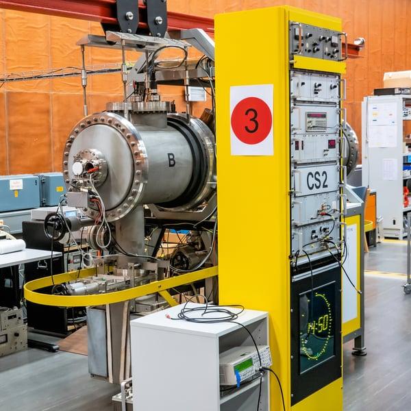 國際標準原子鐘精準度提升十倍