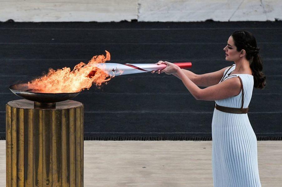 火炬移交之際 人權活動人士再籲抵制北京冬奧