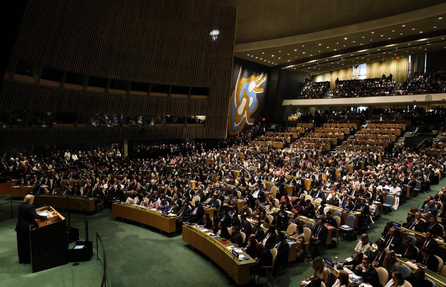 挺台灣參與聯合國工作 美國務院:全世界受惠