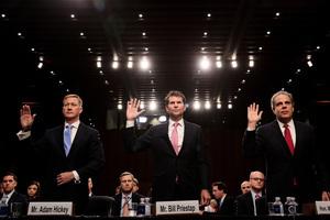 國會議員致函美司法部 收緊外國代理人法案