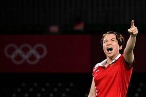 東奧2020|中國羽毛球選手爆粗  南韓正式提抗議