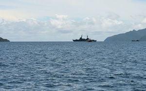 衝突升級 中共海軍追菲律賓記者船一小時