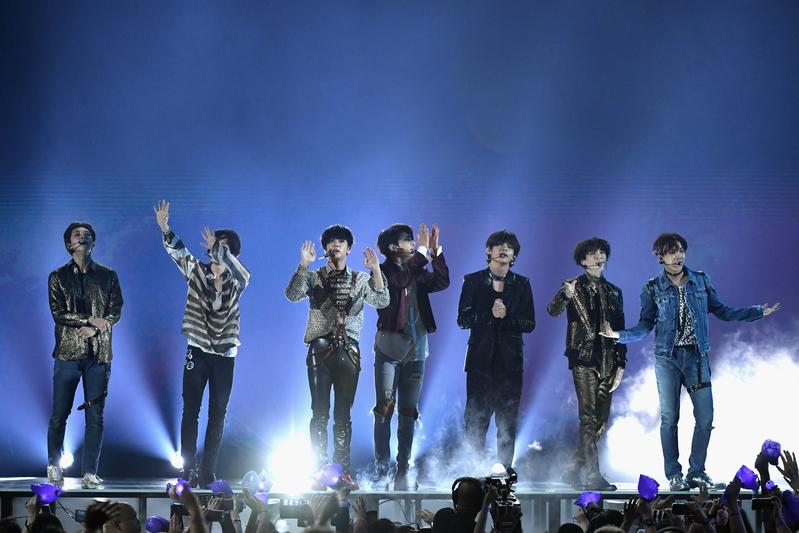 BTS《Butter》連11周居告示牌Hot 100榜上位圈