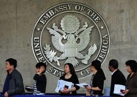 美國嚴審簽證 魏京生:親共者需要考慮了