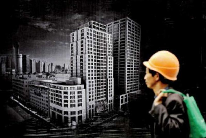 中共近日召開政治局會議,會議通稿中的「不將房地產作為短期刺激經濟的手段」尤為引人注意。圖為示意圖。(AFP/Getty Images)
