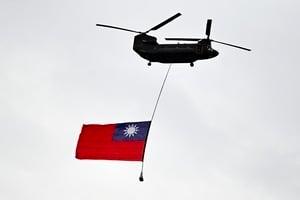 學者:美擬打中華民國牌 推翻中共合法性