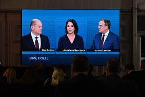 德國大選電視辯論:默克爾陣營再次敗北