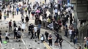 香港教育局:全港學校繼續停課至周日