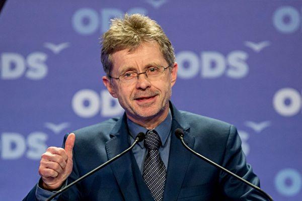 捷克議長八月底訪台 布拉格市長:我也一起來