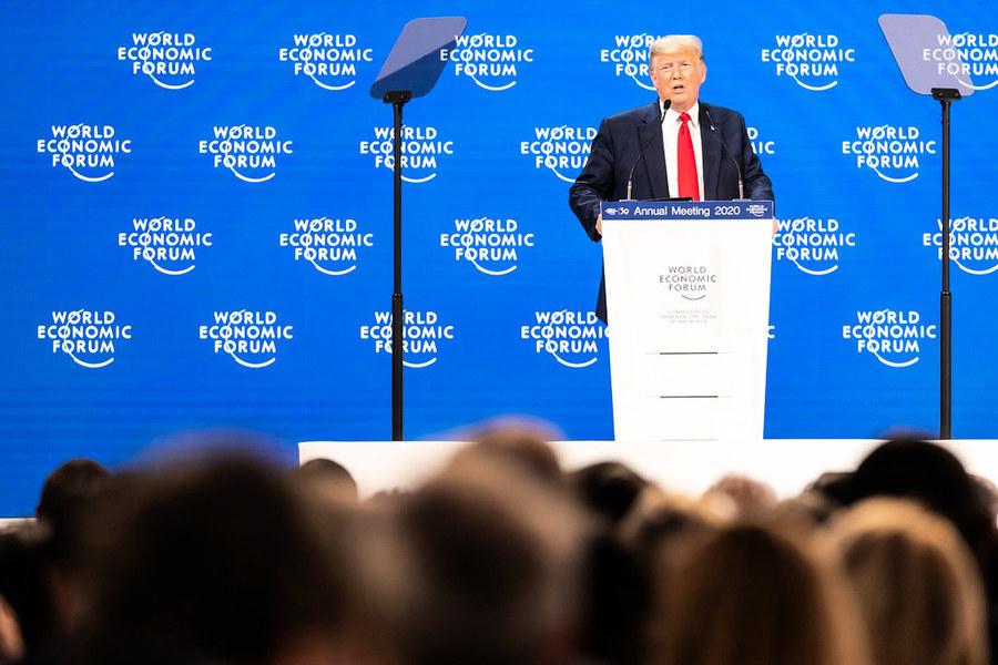 特朗普:中美談判已納入中國人權及香港問題
